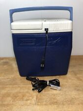Coleman 18 Can 16 Qt. Electric Portable Travel Cooler #5274 Vintage Tested