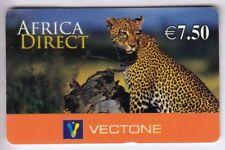 FRANCE TELECARTE / PHONECARD PREPAYEE .. 7€50 VECTONE PANTHERE  12/2006 +N°