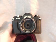 Vintage Honeywell Pentax ES II 35mm Camera with Case