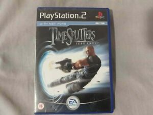 TimeSplitters: Future Perfect (Sony PlayStation 2, 2005) Complete Free Shipping