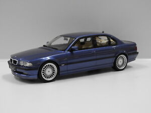1:18 BMW Alpina B12 (E38) (Alpina Blue) Otto Mobile OT359