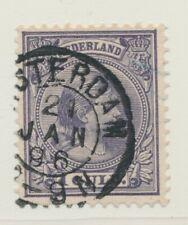 1 GLD NR. 44 (1891) PRACHT EXEMPLAAR.   Zk025