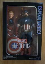 MARVEL LEGENDS Series Avenger CAPTAIN AMERICA 12 Inch Action Figure MISB SEALED