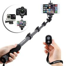 YunTeng 1288 Bluetooth Shutter Extendable Handheld Monopod Holder Selfie Stick