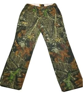 Browning For Her Women's Pants Mossy Oak Breakup Camouflage Size Medium (32×31)