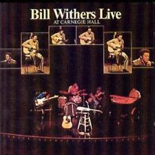 Bill Withers : Live at Carnegie Hall CD (1997) ***NEW*** FREE Shipping, Save £s