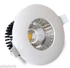 Aro empotrable estanco IP44 BLANCO 6W LED Calida 3000k o Blanca 5000k Ducha Baño