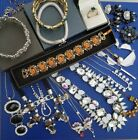 Job Lot Diamante Jewellery