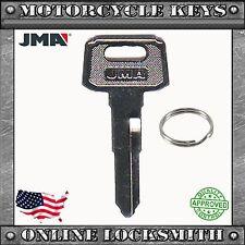 New Uncut Key For Yamaha Motorcycles Key Codes: B32010-B79897- YH47 / YAMA-18D