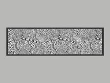 ekelund tischläufer tischdecke julpynt 35 x 120 cm 100% bio-baumwolle