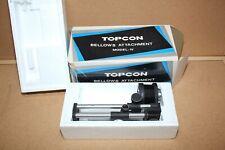 Topcon Bellows Attachment Model IV