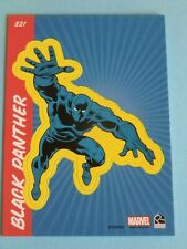 OLD CARD 2000´  COMIC MARVEL BLACK PANTHER