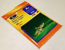 50 Blatt Pack Premium-A4 matte professionelle Fotopapier 210 x 297mm 180gm