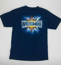 WWE Wrestle Mania 2017 Fan T-Shirt I Was There Size Medium Tee Shirt