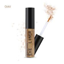 Brand Makeup Shimmer Long Lasting Waterproof Liquid Eyeliner Diamond Eyeshadow