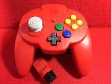 Used Hori Nintendo 64 Hori Pad Mini Red Controller N64 F/S Japan