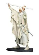 Lord Of The Rings Gandalf The White Polystone Statue 1:6 Lotr