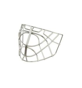 Vaughn 7700 Goalie Helmet Certified Cat Eye Cage! CSA CE Goal Mask Cateye Steel