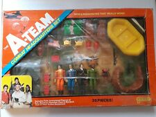 The A-Team Combat Headquarters Galoob Toy Original 1983 Boxed Excellentcondition