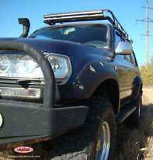 Toyota Land Cruiser 80 1990-1997 flexible Fender Flares Extension Arch 130mm