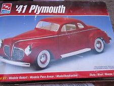 1941 '41 PLYMOUTH COUPE 2N1  AMT  1:25 KIT