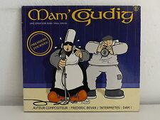 CD 2 titres MAM GOUDIG JEAN PAUL DAVID J ai tout vu  MGP0001 CELTIQUE DEVAN DAM!