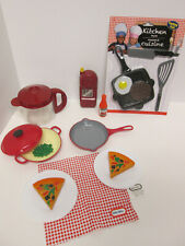 Little Tikes Pretend Play Kitchen Replacement Coffee Pot Phone Accessories Food