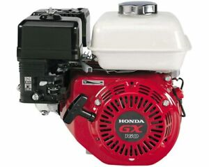 Honda GX160 UT3 SH Q4 Engine 20mm Crank