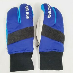 Pearl Izumi Lobster Winter Gloves Medium Cycling Biking Snow Mitts