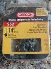 Oregon 14 Inch Chainsaw Chain S52
