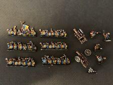 Warhammer warmaster dwarf lot