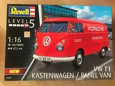+++ Revell 07049 VW T1 Kastenwagen 1:16 07049