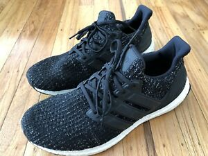 Adidas Ultra Boost 4.0 Core Black Size 10 Mens Great Condition