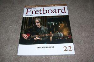 Fretboard Journal Guitar Life, #22, Jackson Browne