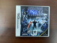Nintendo DS DS LITE DSI Star Wars The Force Unleashed FREE UK POSTAGE EUR