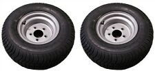 20.5x8x10 (205/65-10) TRITON SNOWMOBILE TRAILER TIRE LOAD RANGE E - Pair