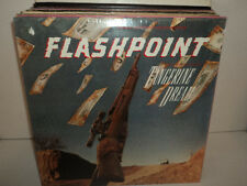 TANGERINE DREAM FLASHPOINT SOUNDTRACK 1984 EMI FACTORY SEALED LP