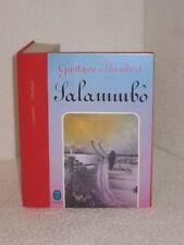 Salambo.Gustave FLAUBERT.Livre de poche relié F001