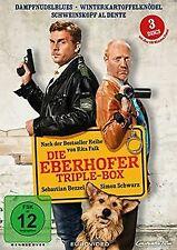 Die Eberhofer Triple-Box [3 DVDs] von Ed Herzog | DVD | Zustand sehr gut