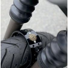 Roland Sands Black Tracker Front Fork Brace for 1988-14 Harley FXR & Sportster