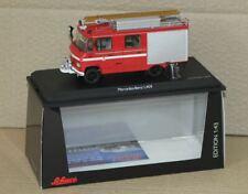 Schuco 1:43 Mercedes Benz L409 LF8 Freiwillige Feuerwehr Wasserzell 03590