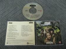 Time Life Music classic rock 1968 - CD Compact Disc