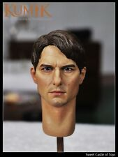1/6 Kumik Action Figure Male Tom Cruise Mission Impossible Head Sculpt KM16-19