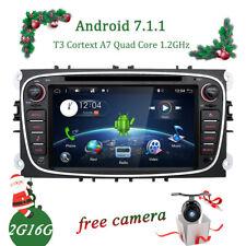 Passt Ford S Max Focus Galaxy Autoradio GPS Navi Bluetooth DAB+ MP3 MP5 Player
