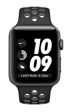 Apple Watch Series 2 42mm Nike Aluminum Space Grey Case Black/Gray