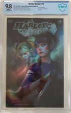 Harley Quinn #75 Shannon Maer Variant CGC 9.8 DC 2020 Trade Exclusive