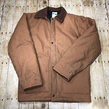 Vintage Key Work Coat Jacket - Size SR. Pre-owned.