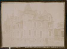 France, Loire-Atlantique, La Baule, Maison de ville, ca.1900, Vintage citrate pr