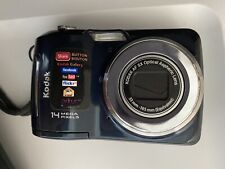 Kodak EasyShare C195 14.0MP Digital Camera - Blue - SD Card & Rapid Charger