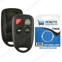 2 Replacement for 2003 2004 2005 Mazda 6 I S Remote Car Key Fob Shell Case